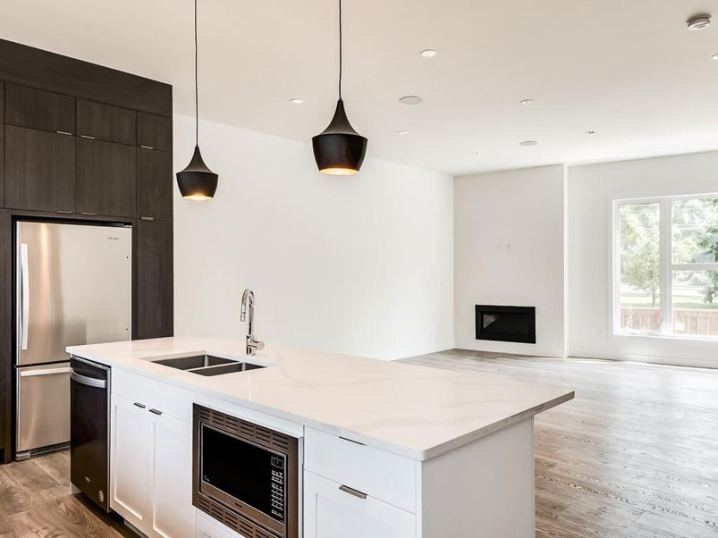 luxury kitchen design by red tree projects