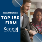 Kassouf Wealth Advisors Named Top 150 Firm