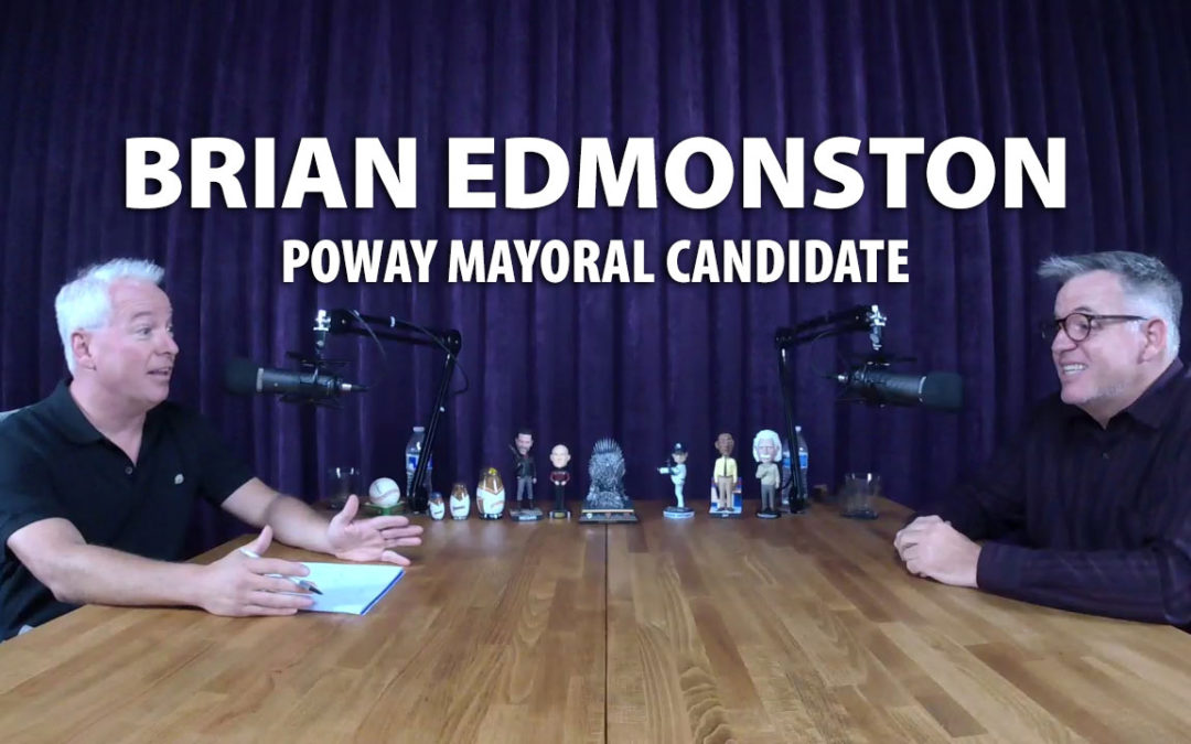 Brian Edmonston was a candidate for Poway Mayor in 2018.