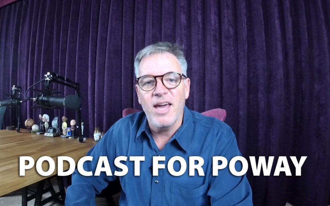 Podcast for Poway, RB, JRP0001