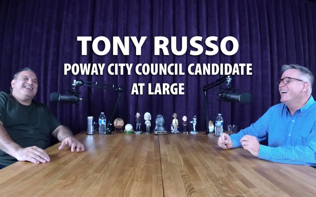 Tony Russo, Poway Candidate JRP0004