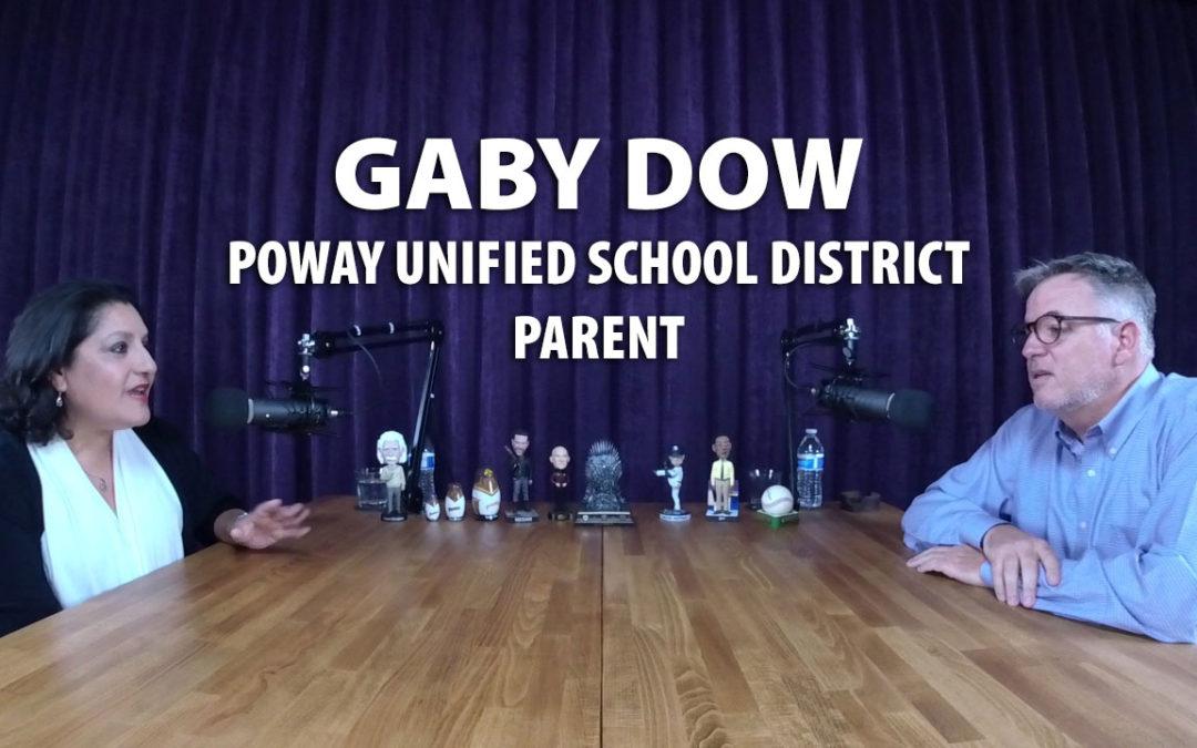Gaby Dow, PUSD Parent, JRP0011