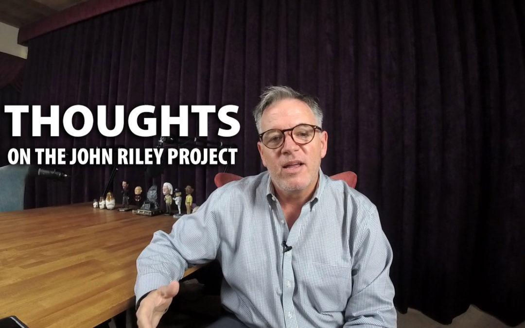 John Riley Project FAQ, JRP0014