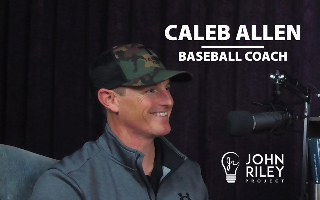Caleb Allen, Baseball Coach, JRP0032