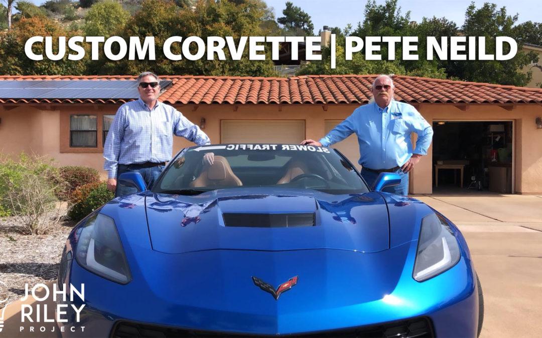 Corvette Happiness, Pete Neild, JRP0034