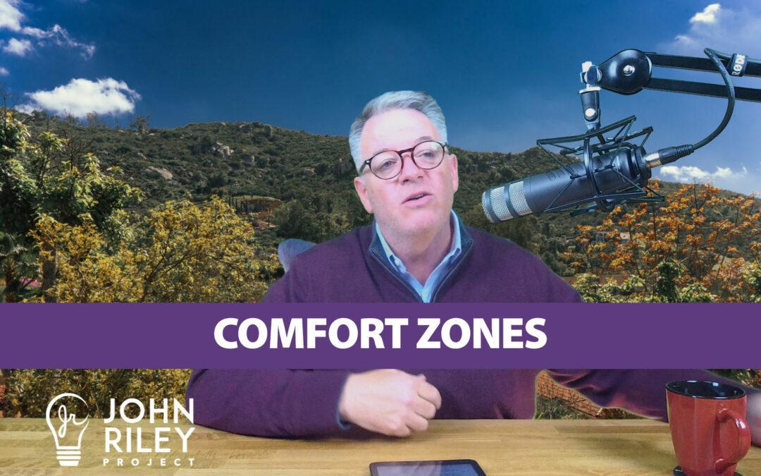 Comfort Zones, JRP0049