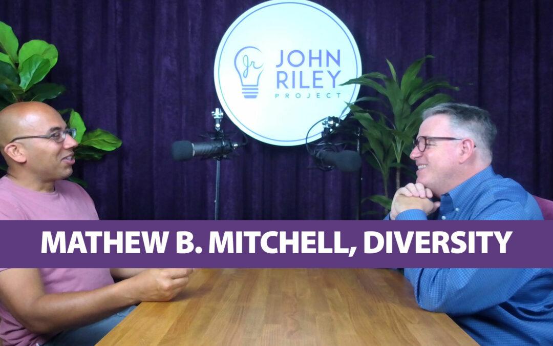 Mathew Mitchell, Diversity, JRP0053
