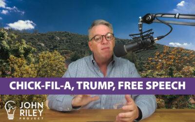 Chick-fil-A, Trump Free Speech JRP0074
