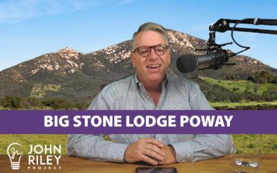 Big Stone Lodge Poway, JRP0077