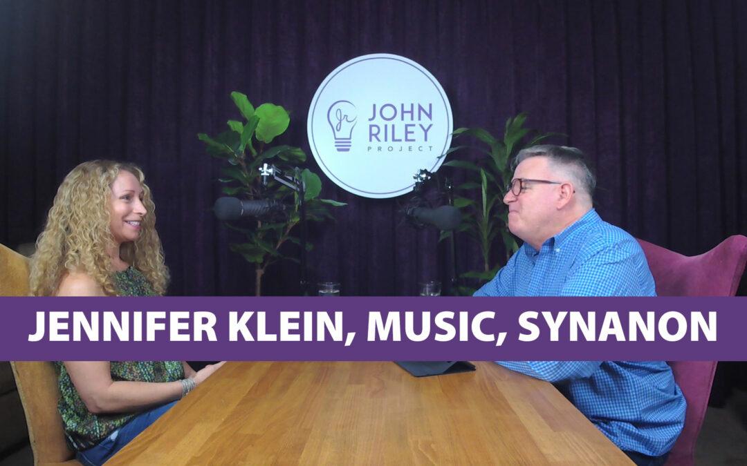 Jennifer Klein, Music, Synanon, JRP0083