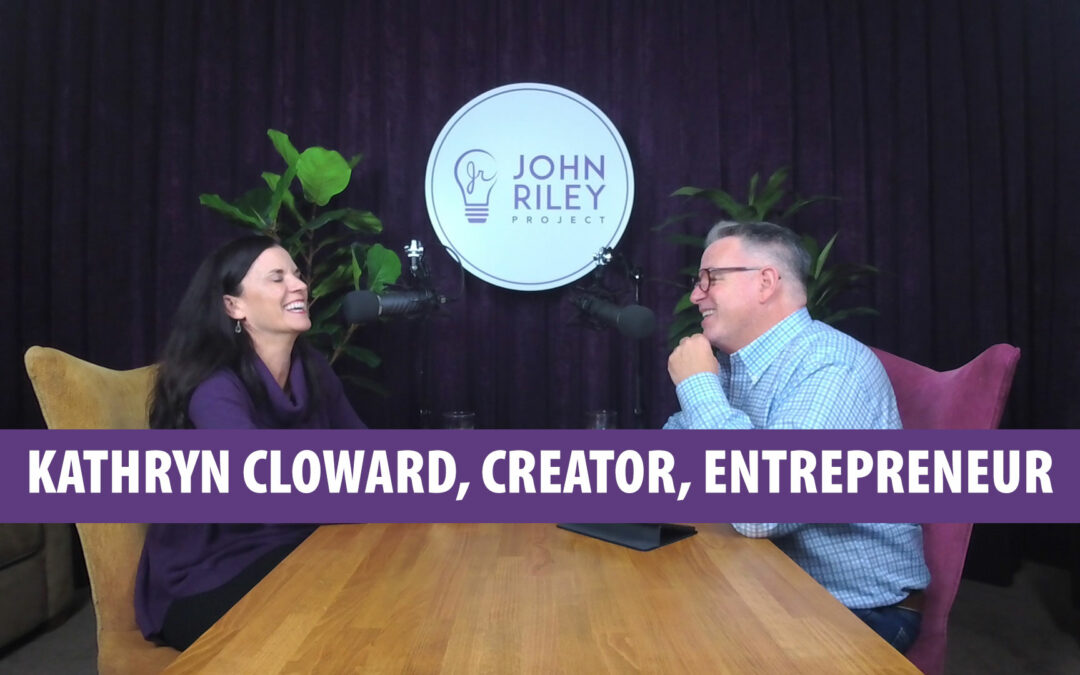 Kathryn Cloward, Entrepreneur, JRP0085