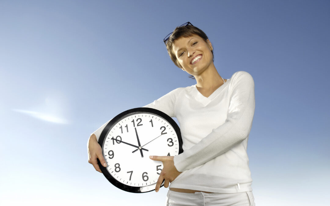 Take Control of Your Life and Your Schedule