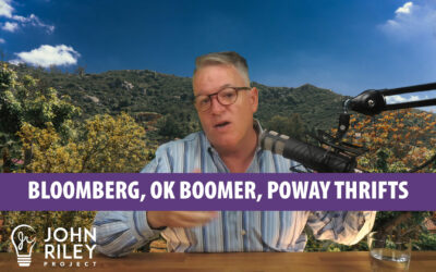 Bloomberg, Poway Thrift Stores JRP0091