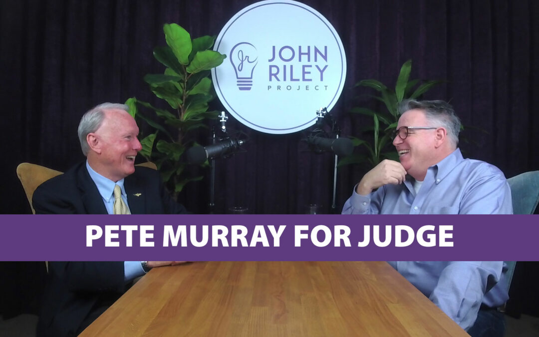 Pete Murray for Judge JRP0105