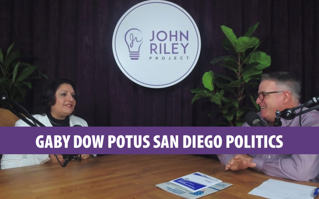 Gaby Dow San Diego Politics, JRP0112