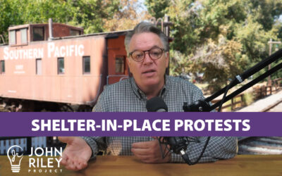 Shelter-in-Place Protesters, JRP0127