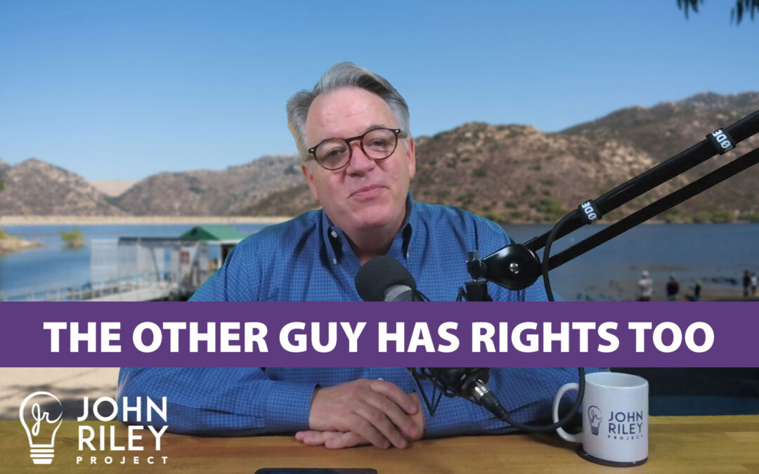 The Other Guy Has Rights Too, JRP0133