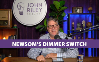 Gavin Newsom's Dimmer Switch, JRP0144
