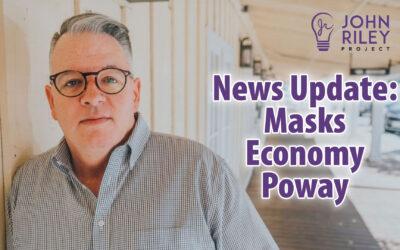 Masks, Economy, Poway, JRP0146