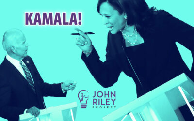 Kamala Harris and JRP Mail Bag, JRP0149