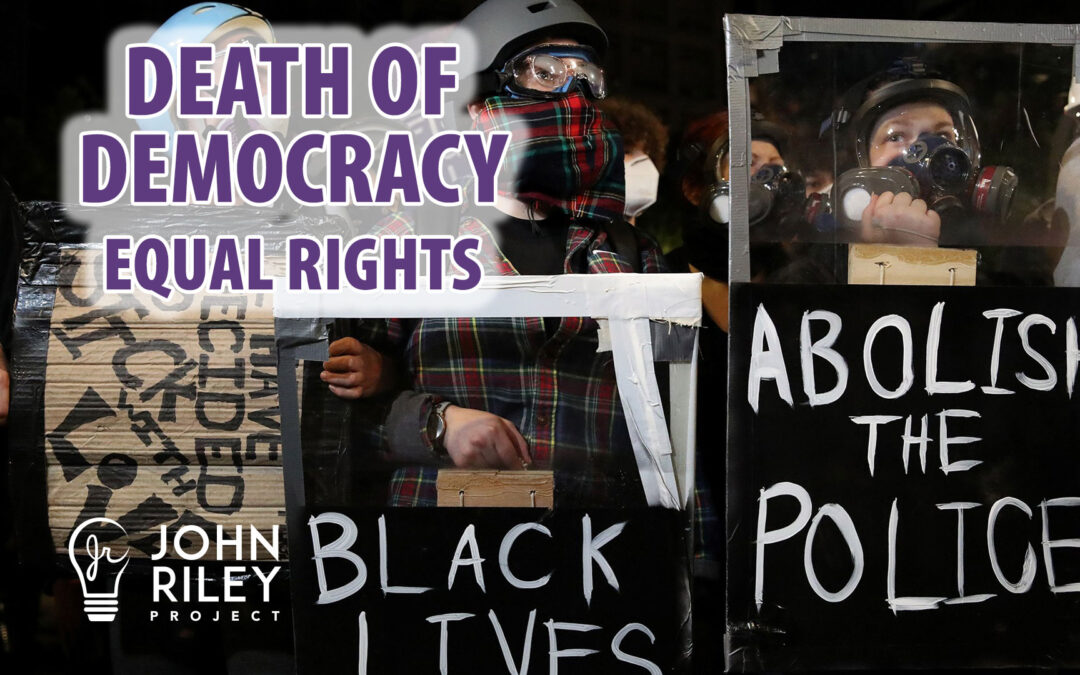 Death of Democracy, JRP0155