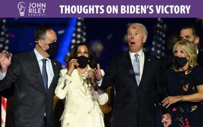 Thoughts on Joe Biden, Kamala Harris