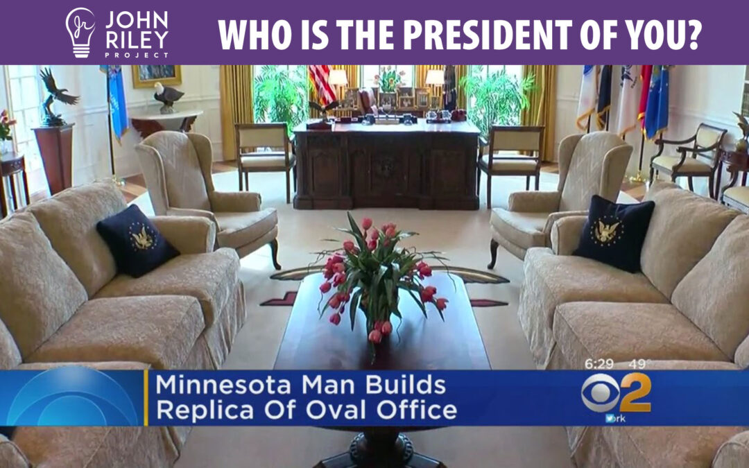 Who is the President of You?, JRP0184
