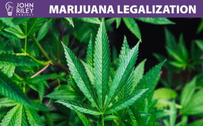 Marijuana Legalization, JRP0192