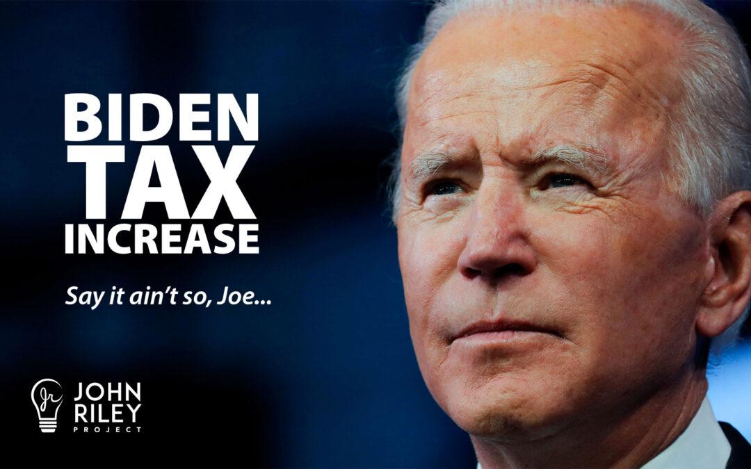 Biden Tax Hike, VW EVs, JRP0213