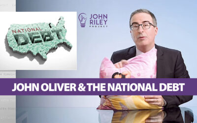 John Oliver and National Debt, JRP0220