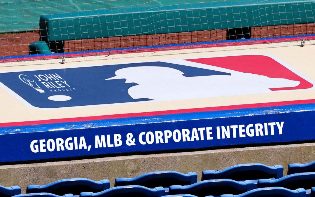 Georgia and MLB, JRP0222