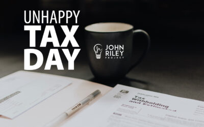 Unhappy Tax Day, Pay Your Fair Share! JRP0234