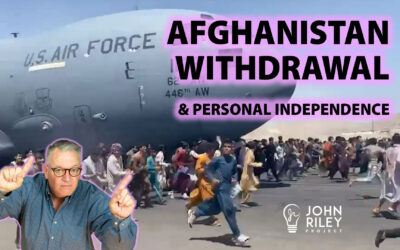 Afghanistan Withdrawal and Personal Independence, JRP0250
