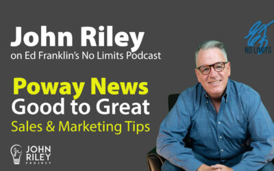 Sales and Marketing Tips, Ed Franklin, JRP0253