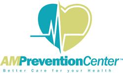 AM Prevention Center logo
