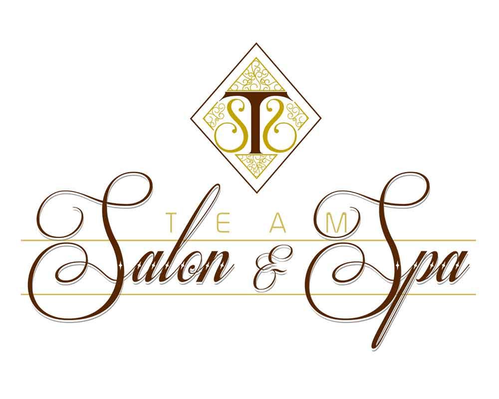 branding team85 salon