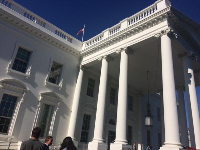 Sightseeing at Continental Congress