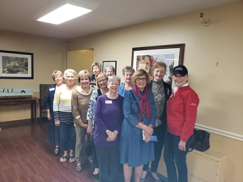 Service to America - Nursing Home