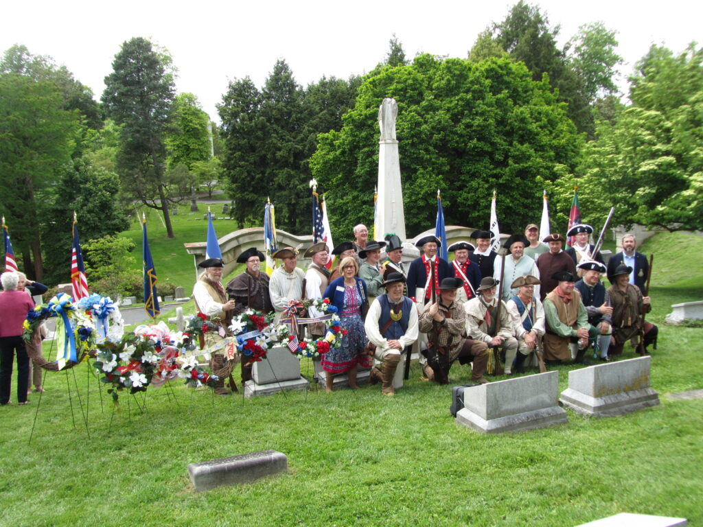 2021 Grave Marking Ceremony