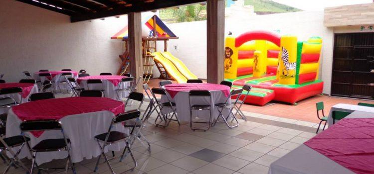 Terraza De Fiestas Infantiles Pinocho
