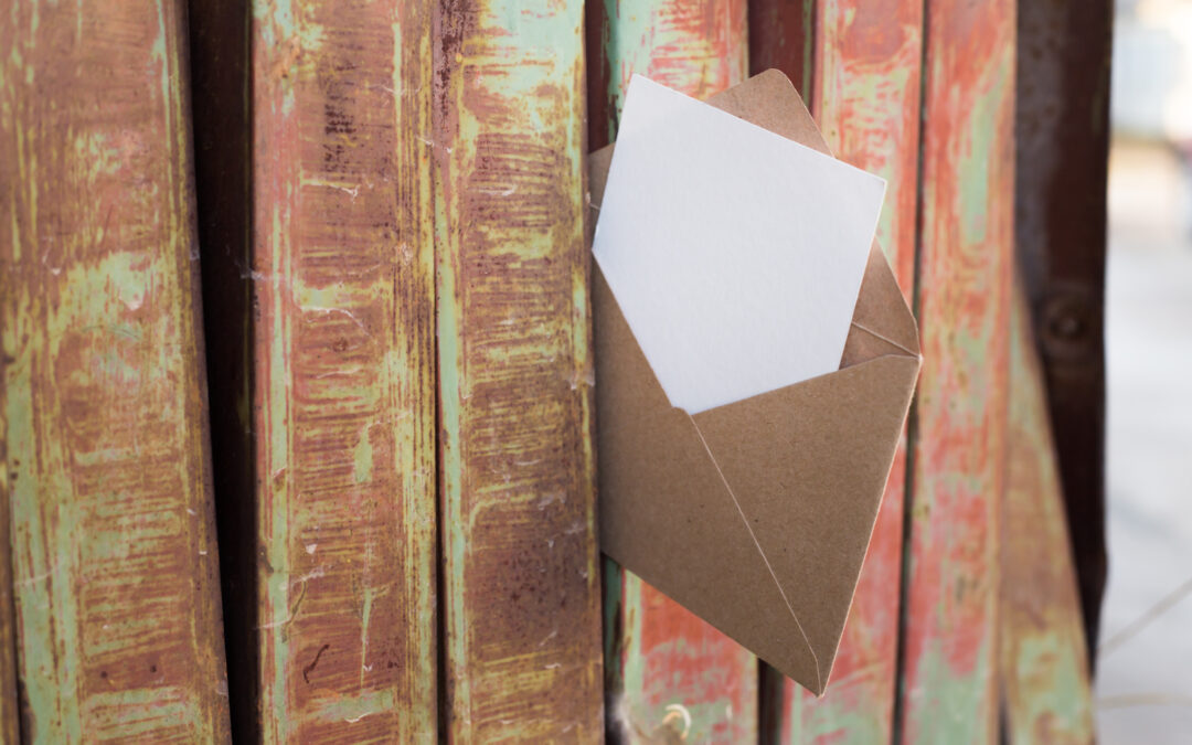 DUELING LETTERS:  To My Anxiety and Depression / Dear Silent Warriors