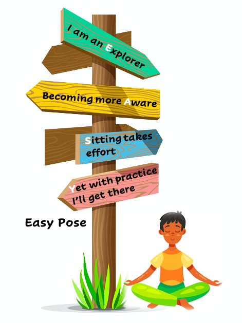 WTN Yoga for Youth: Easy Pose & Mindful Breaths