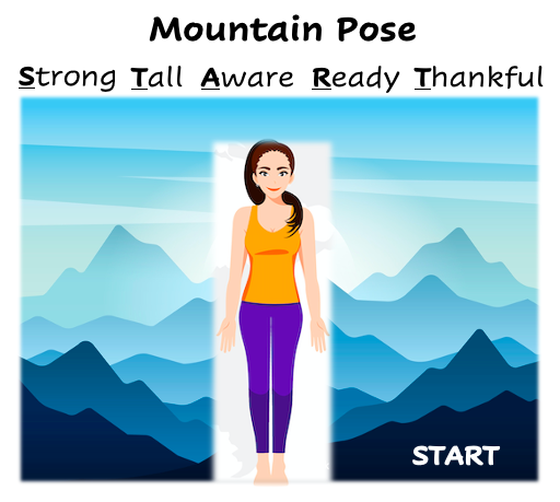 WTN Yoga for Youth: Intro and Mountain Pose