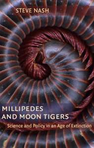 Millipedes and Moon Tigers - Book Cover
