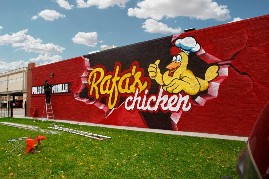 Rafas Chicken - restaurant - Yolocone