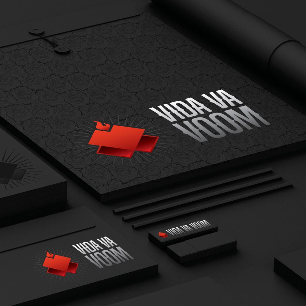 Vida Va Voom - Branding by Yolocone