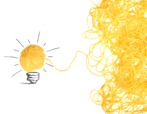 the consumer journey is more like a ball of yarn