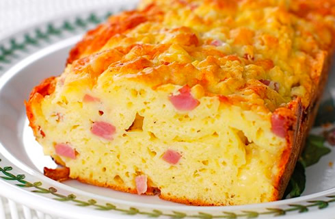 Ham and Cheese Bread   The Naptime Chef