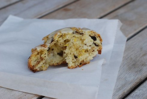 Baked Scone