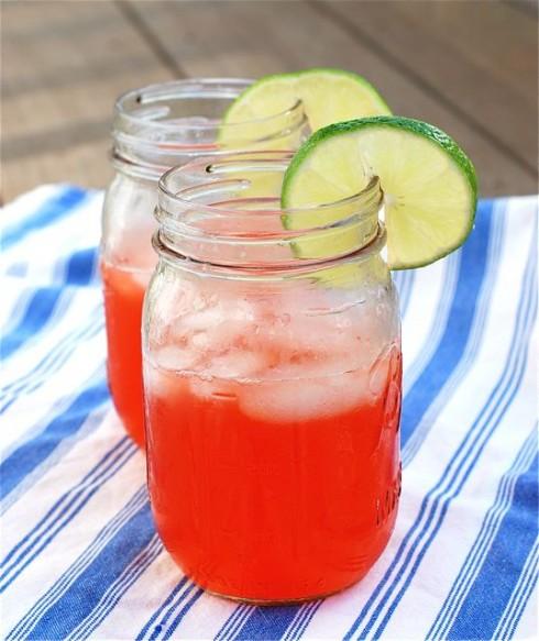Strawberry Vodka Recipe | The Naptime Chef